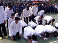 Dapat Remisi Khusus Idul Fitri, 83 Napi di Jatim Langsung Bebas