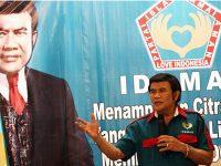 Rhoma Irama Lantik Pengurus Partai Idaman Jawa Timur