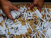 Bea Cukai Sita Ratusan Ribu Batang Rokok Ilegal di Tumpang Malang