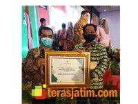 KBK Pinarak Asik RSUD Padangan Bojonegoro Raih Penghargaan Bergengsi