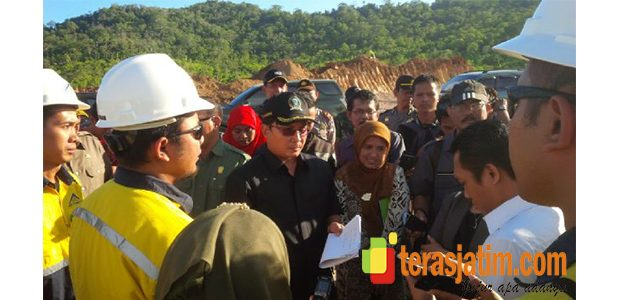 Pansus DPRD Jatim, Ngamuk di Tambang Emas Tumpang Pitu