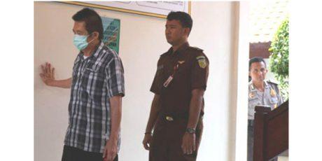 Hari Ini Sony Sandra Dijadwalkan Akan Kembali Menerima Vonis Dari PN Kabupaten Kediri