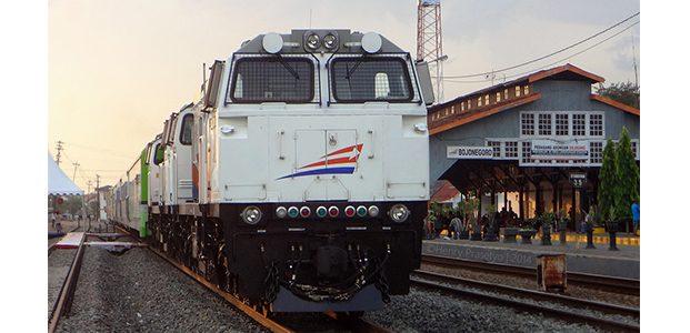 Tiket KA di Stasiun Besar Bojonegoro Ludes Terjual