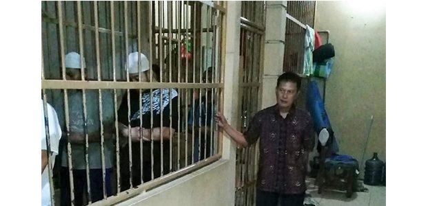 Melihat Aktifitas Para Tahanan Polresta Kediri di Bulan Ramadan