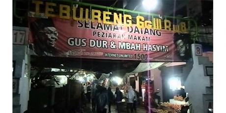Untuk Kelancaran Haul Gus Dur, Polres Jombang Rekayasa Arus Lalu Lintas