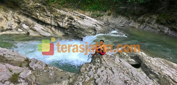 Dung Cinet, Grand Canyon ala Jombang