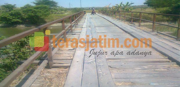 Jembatan 'Gladak' Kalisari Butuh Direhab Total