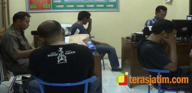 Tiga Bandar Sabu Dibekuk Polisi