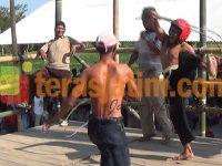 Cambuk Berdarah di Tradisi Tiban