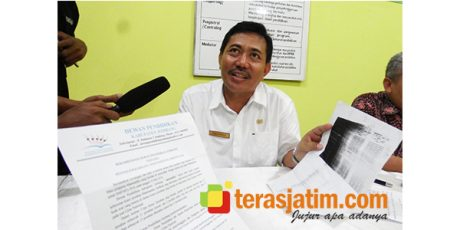 Unas SMP di Jombang Bocor?