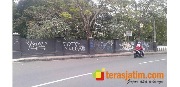 Aksi Vandalisme di Penjuru Kota Malang