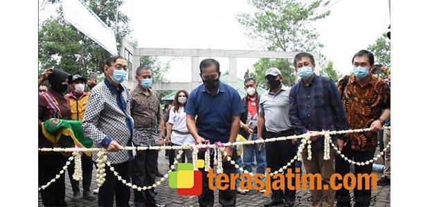 Pangdam Resmikan Wisata Edukasi De Fam Edu Eco Park di Trawas Mojokerto